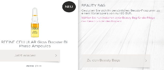 BABOR Beauty Pack