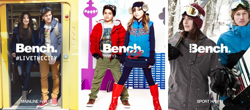 Lookbook von Bench