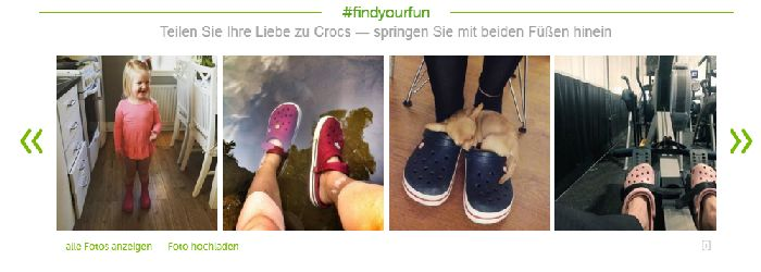 Crocs Find your Fun
