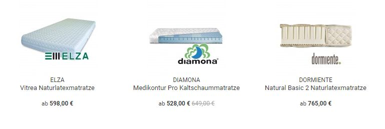 Dormando Angebot