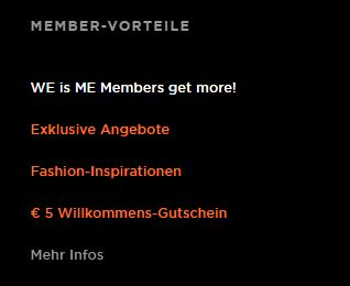 We Fashion Member